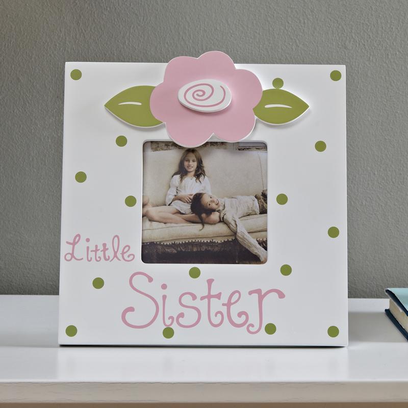 decotaion quarto Tamanho da flor crianças grandes moldura imagem rosa bebê quadro de criança