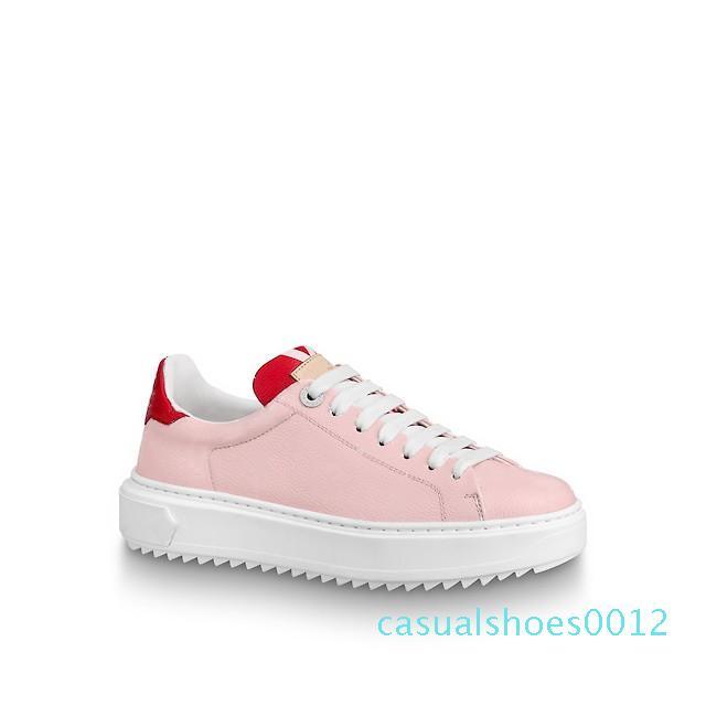 TIME OUT SNEAKER 1A58AF Sneaker Trainer Mode für Frauen Turnschuhe Luxus-Designer-Plattformschuhe 1A58AV Mode Frauen Plateauschuhe c12
