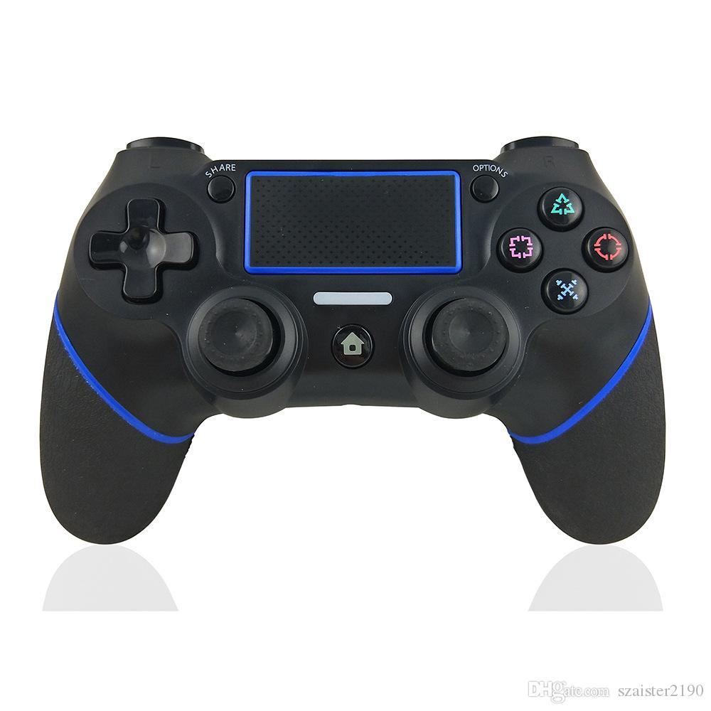 Wireless Controller Nuovo Bluetooth per Playstation 4 Wireless Shock Vibration Joystick Gamepad Per Ps4 controller di gioco
