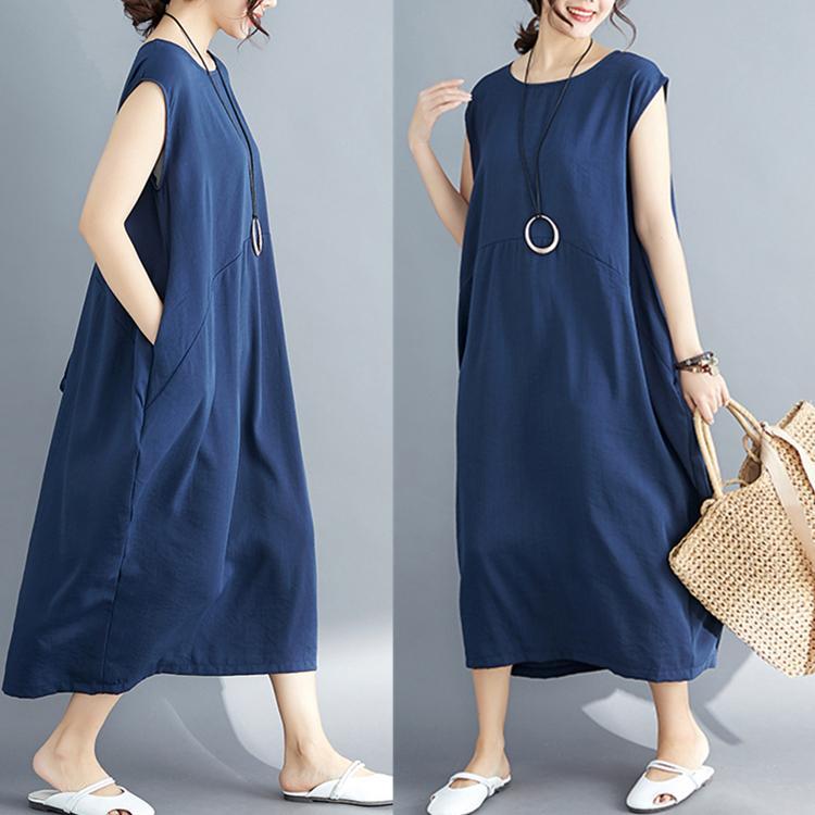 Black linen dress,Open back linen dress,Linen dresses for women,Boho Linen dress,Loose linen dress,Plus size linen dress,Linen sun dress