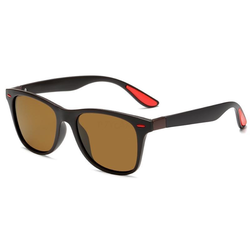 Высокое качество Txrppr Синий Красочные объектива Pilot Модные солнцезащитные очки для мужчин и женщин спорта Солнцезащитные очки 58мм Come Box # 970