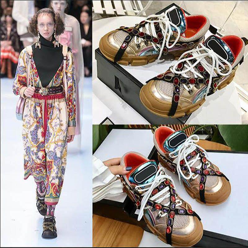 FlashTrek Sneaker с Съемным Crystals женщин людей Альпинизм обуви Открытых походных ботинками кроссовки Холст обувь ll7