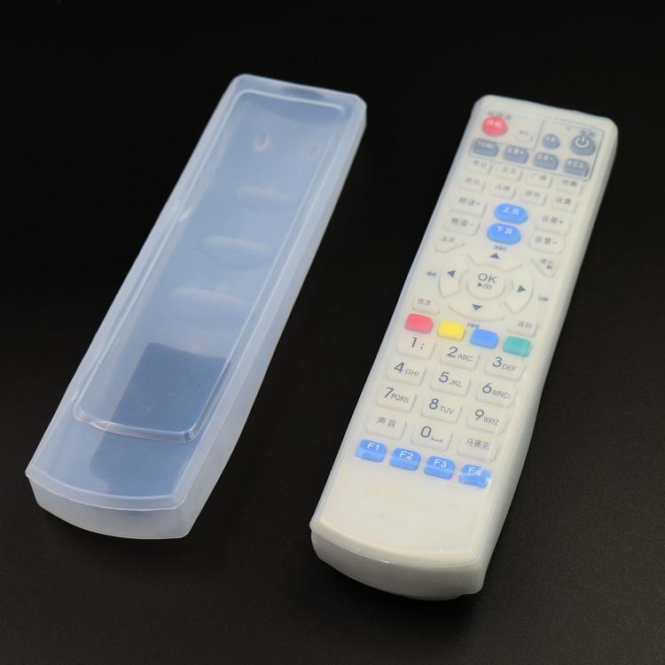 SU/&YUTV Remote Control Set Waterproof Dust Silicone Protective Cover Case Stylish