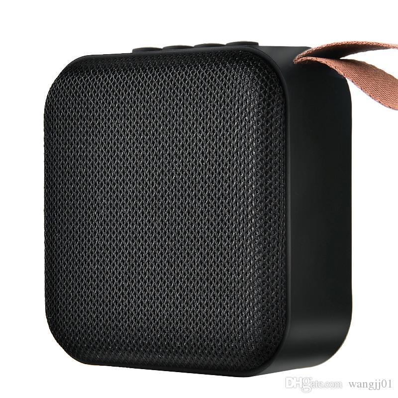 미니 블루투스 스피커 무선 스마트 손 고음질 스피커 지원 SD TF 카드 색상 무선 스피커 사운드 시스템의 새로운