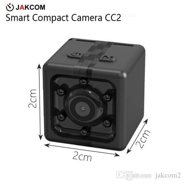 Venda quente da câmera compacta de JAKCOM CC2 em mini câmeras como a câmera matte do capacete do dispositivo do wifi da caixa