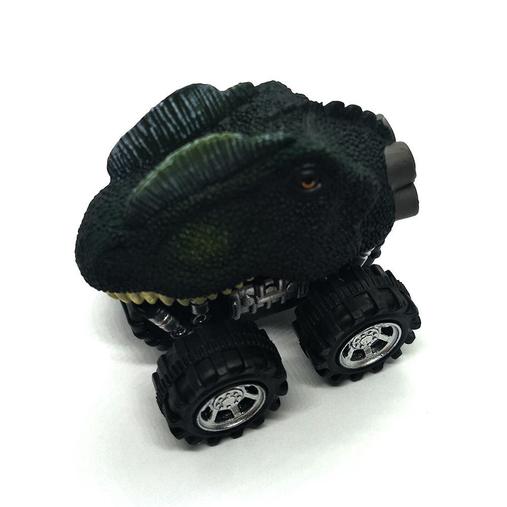 Dragon Car Cute Dinosaur Toy Car Dinosaur Models Mini Toy Cars 7*5*6cm Gift for Kids