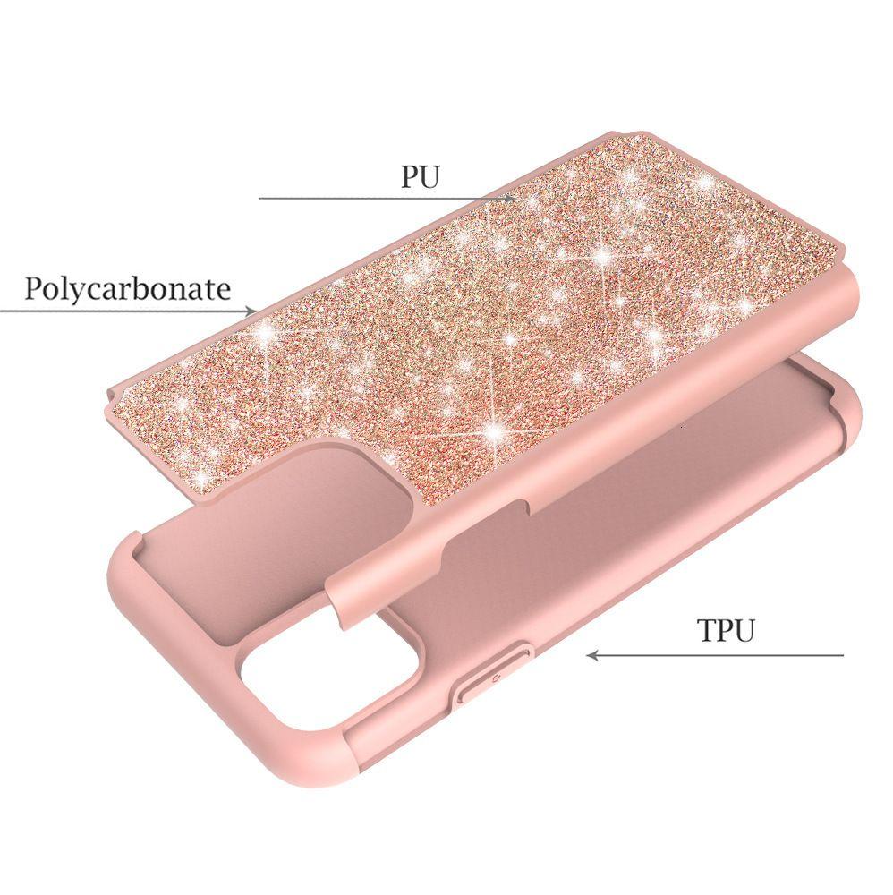 Применить к iPhone проведения 11pro максимум три вспышки порошок Затира защиты падения мобильного телефона