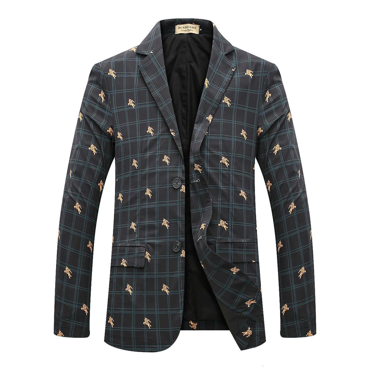 chaqueta para hombre nuevo tamaño chaqueta informal caliente de la moda M-3XL WSJ002 # 110742 wzk525