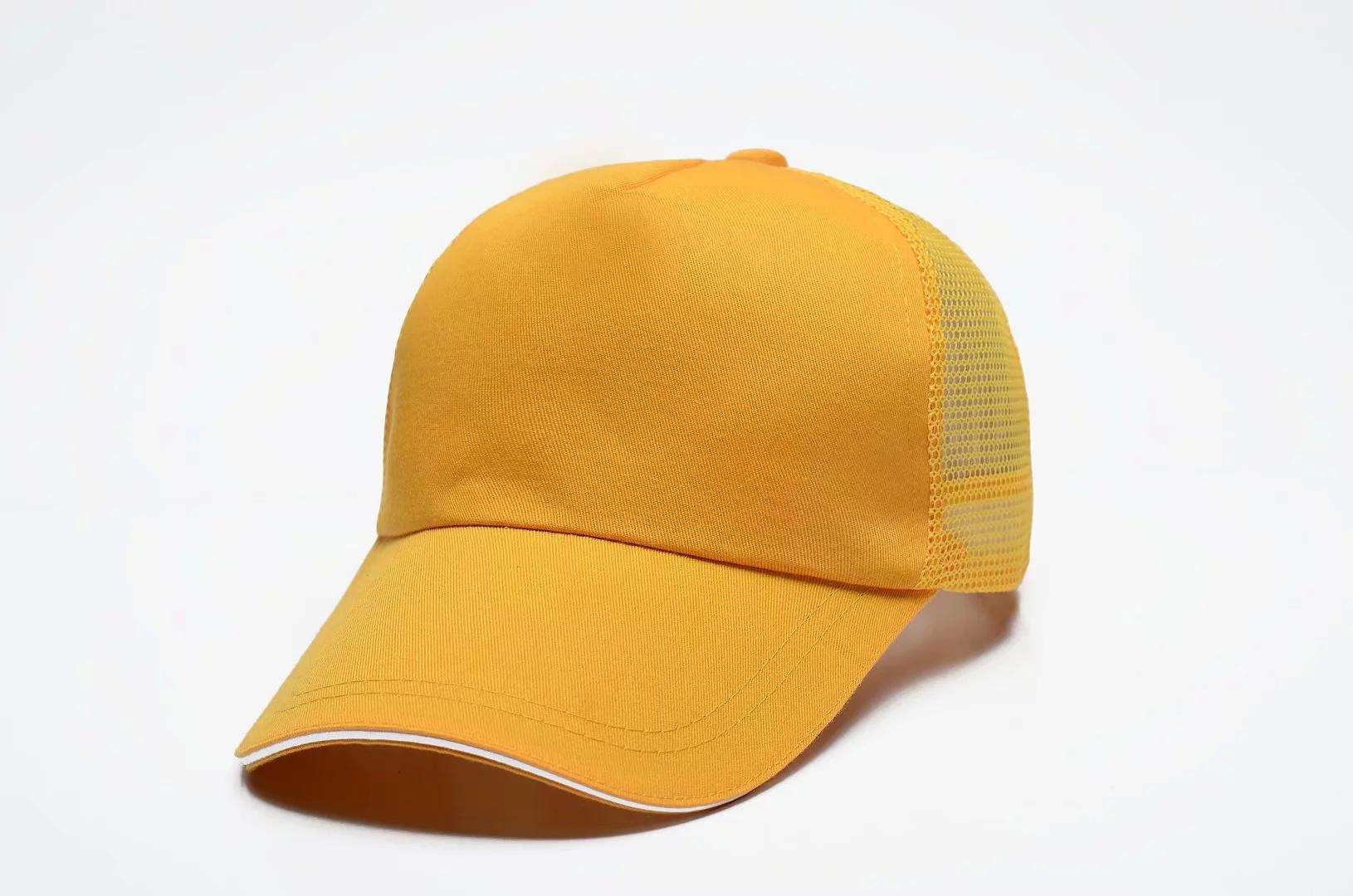 étudiant personnalisée broderie chapeau logo imprimé casque de travail publicitaire bénévole Chapeau touristique de base-ball de langue canard