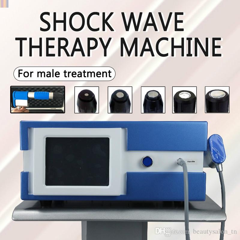 Alta qualità urti Wave System di terapia di dolore della macchina Per il sollievo dal dolore pneumatico Shockwave trattamento ED dispositivo di trattamento