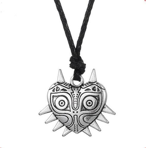 Zelda Majoras Maske Kolye Pagan Wiccan Dini Kolye Takı
