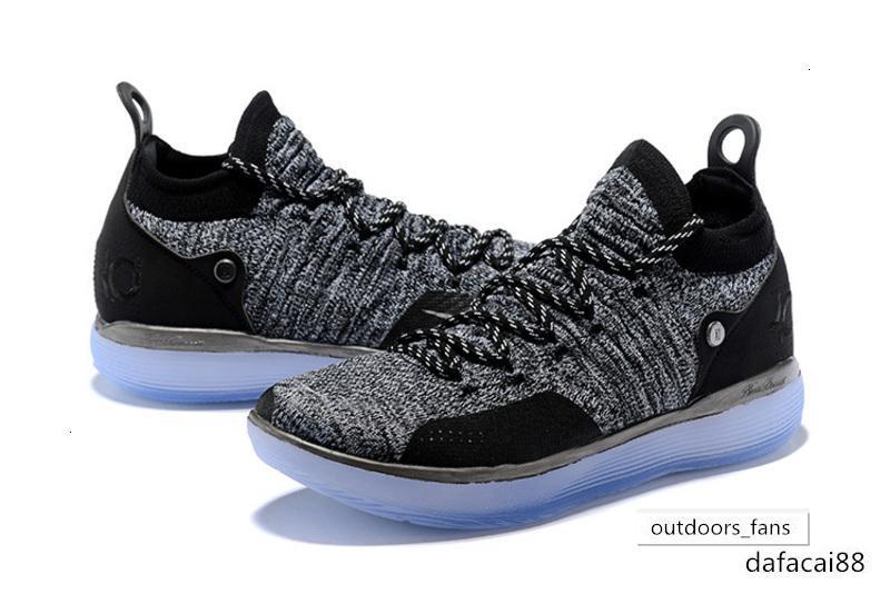Kadınlar KD Kutusu sıcak Kevin Durant 11 GS erkek basketbol ayakkabıları ile satış için 11 Teyzem çocuklar ücretsiz kargo US4-US12 depolamak