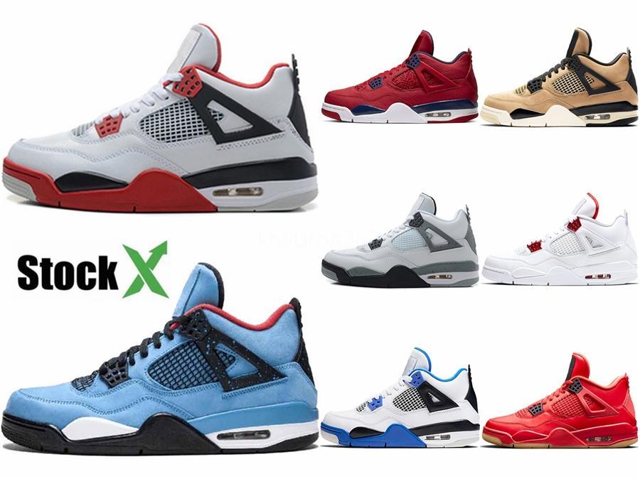 L'arrivée de nouveaux hommes James Harden 2020 4 Vol. 4 4S Iv Mvp Bhm Black Boys Basketball Chaussures Outdoor Sports Training Sneakers Taille nous 7-12 # 449