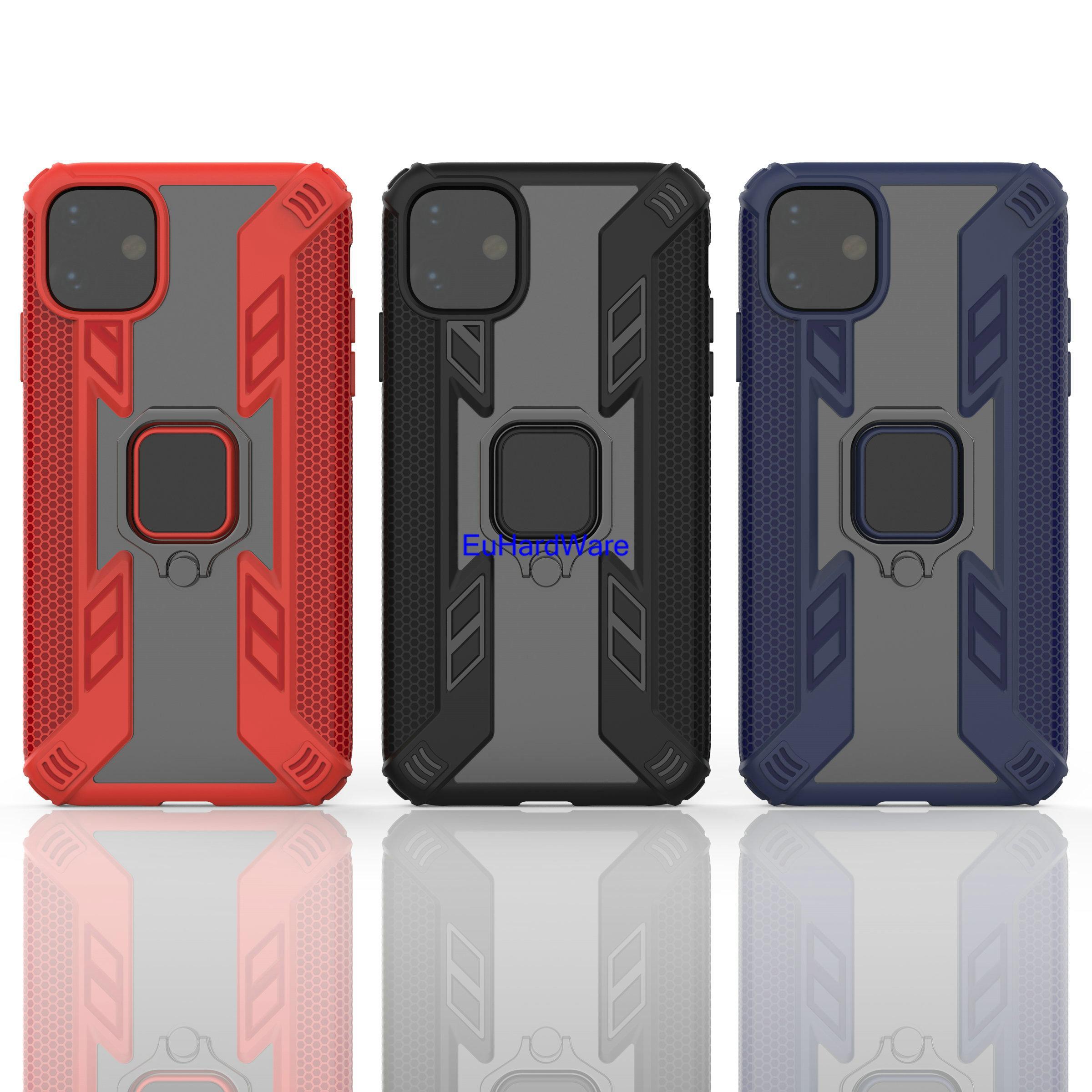 Para iPhone 11 Caso XS Caso 11 Pro XS Max XR 8plus 7 mais Estojo de protecção | kickstand | Compatível para iPhone da Apple