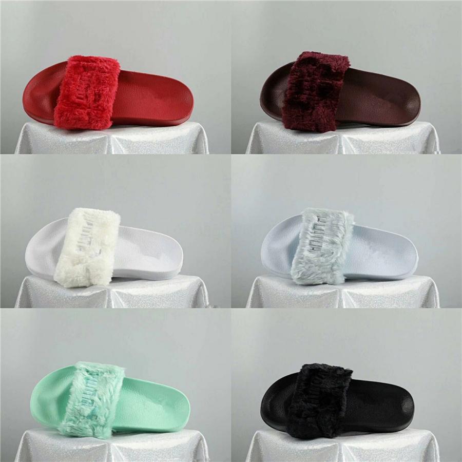 Sapatos Med Chinelos Limpar Salto All-Match Terno Feminino Bege 2020 Mulheres Alpercatas Platform Medium Moda Rhinestone # 340
