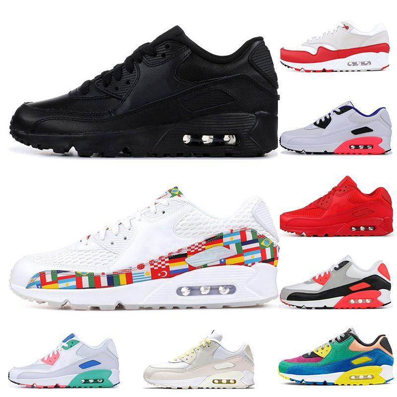 2020 chaussures de course bon marché pour hommes, femmes Université VIOTECH Raisin Paquet international Drapeau triple taille baskets formateur noir blanc 36-45