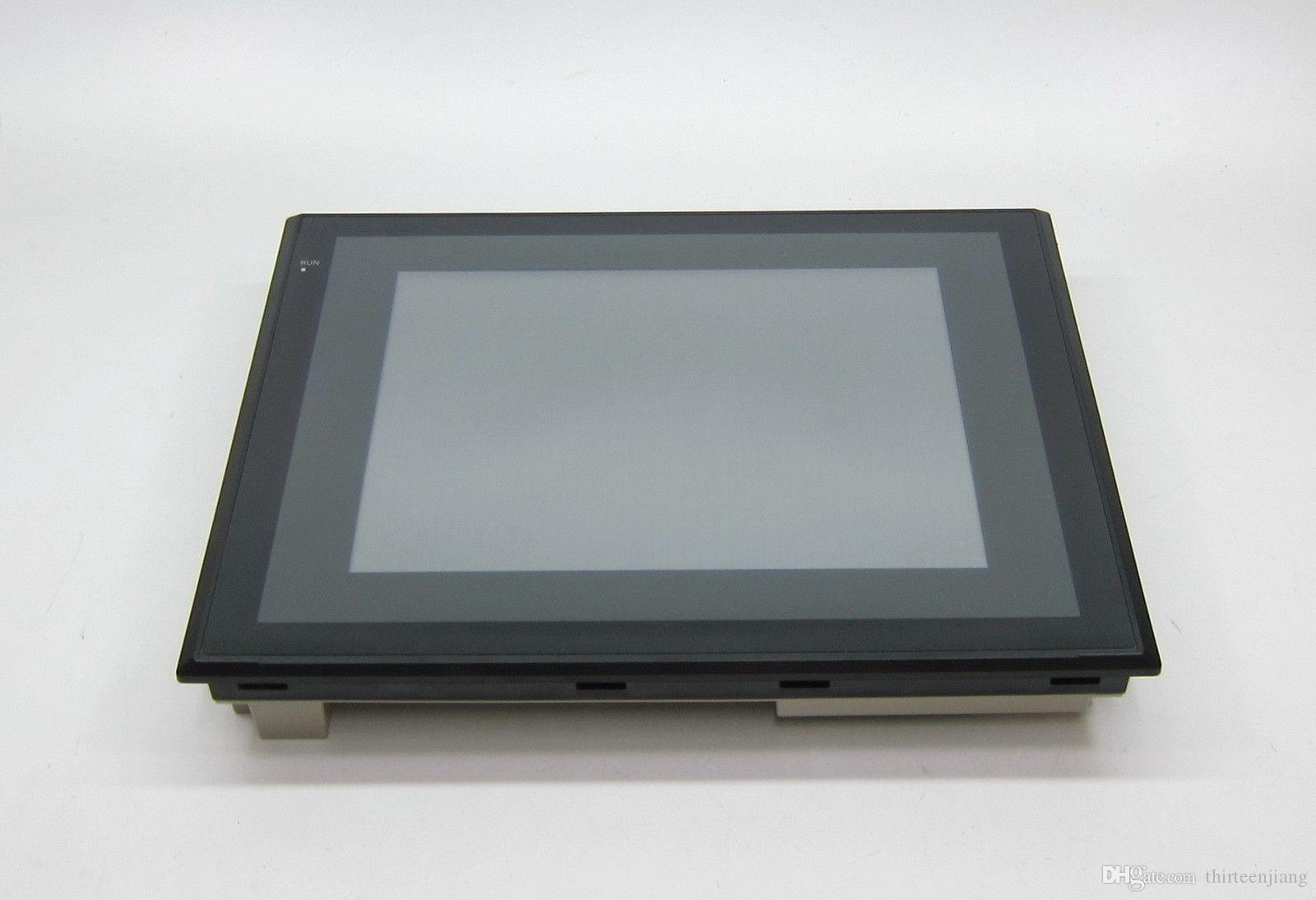 OMRON Painel de Operação NS10-TV01B-V2 Frete Grátis Expedido NS10TV01BV2 Novo Em Caixa / Usado Teste OK