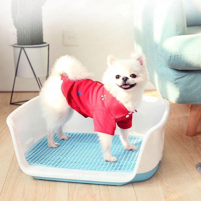 Supplies 0% Dog WC Teddy Medium Small Dog automática Potty Urinal Grande Dog urinário Bacia Flushing cão de estimação