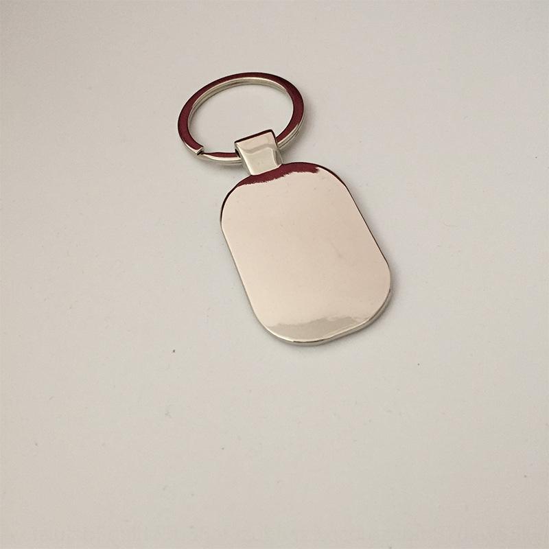 Tag-Schlüsselkette kreative Geschenke Personalisierte kreative Personalisierte Kette kleiner Schlüssel Metall-Tag Metallhandwerk kleine Geschenke qm4Si
