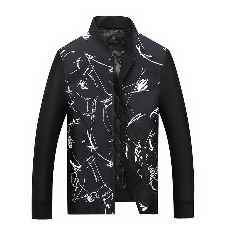 BIG 10XL 9XL 8XL 6XL New Homens grossa jaqueta de algodão Plus Size solto Homens Militar Mens Casacos de inverno casuais estande agasalho