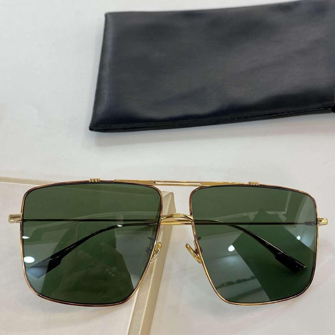 D10 Cartas Sunglasses Designer óculos de sol Mulher Mens Praia metal Goggle Óculos MONSIEUR2 UV400 4 cores Altamente qualidade com Box