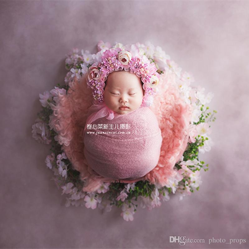 Floral Baby Bonnet