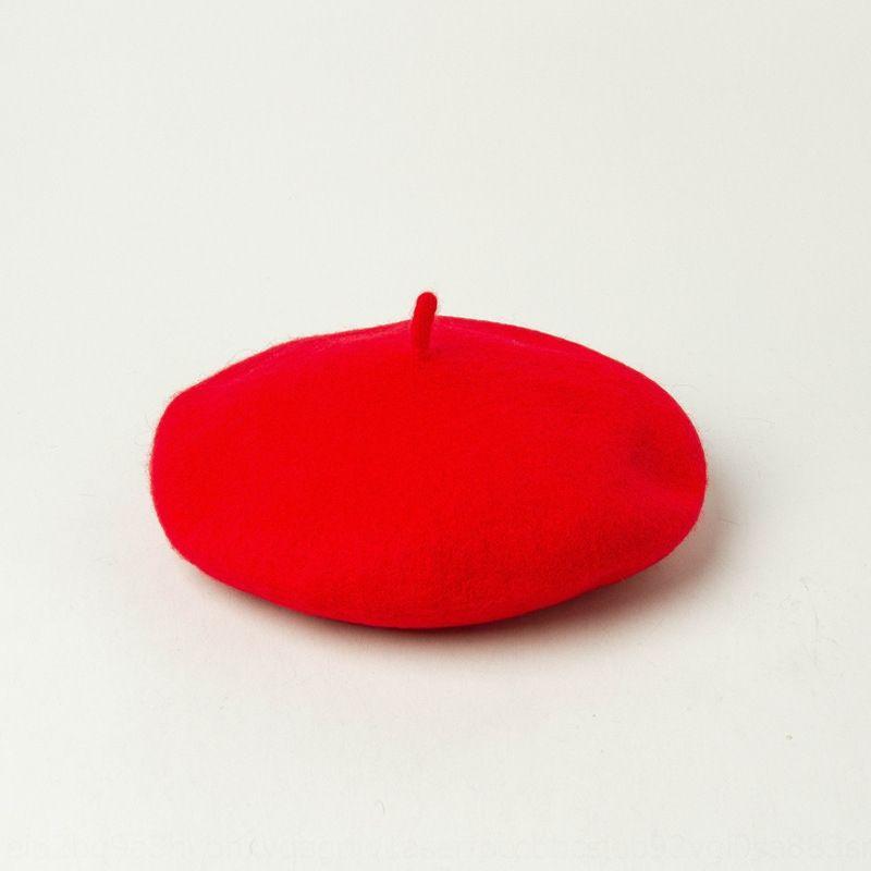 Çocuk ince Sıcak Boyacı bere boyutu çocuk yün bere ressamın şapka soğuk geçirmez sıcak yün şapka