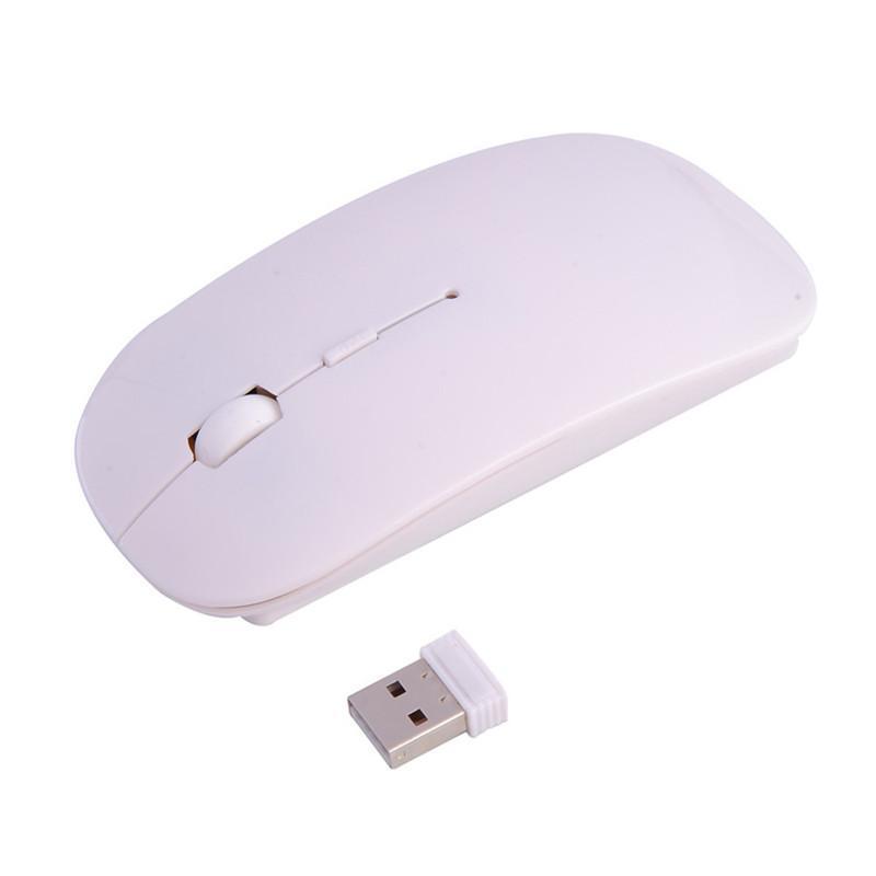 유행 디자인 2.4G 울트라 슬림 무선 키보드 및 마우스 콤보 새 컴퓨터 액세서리 애플 맥 PC 윈도우 XP 안드로이드 TV 박스
