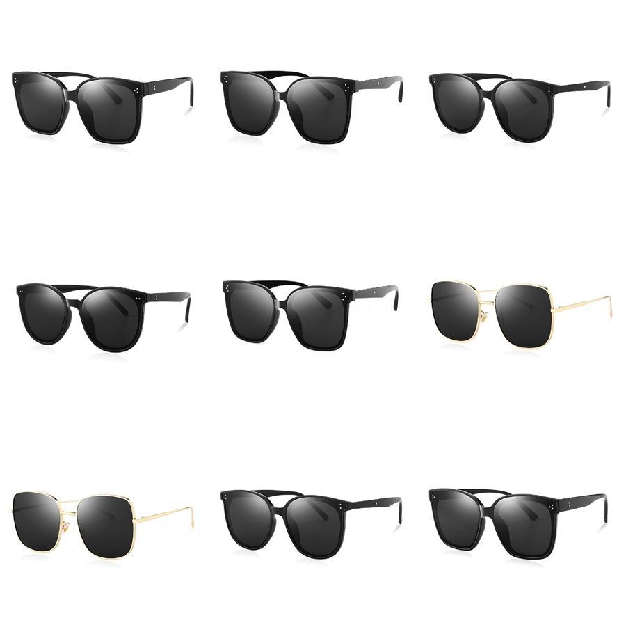 Mens Sonnenbrille Marke Pilot polarisierte Male Sun Glas-Brillen Gafas Masculino für Männer 1306 # 442