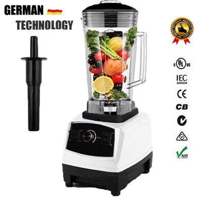 2200 W Robot Mélangeur Mélangeur Professionnel Mélangeur Professionnel Robot De Cuisine Japon Blade Juicer Ice Smoothie Machine