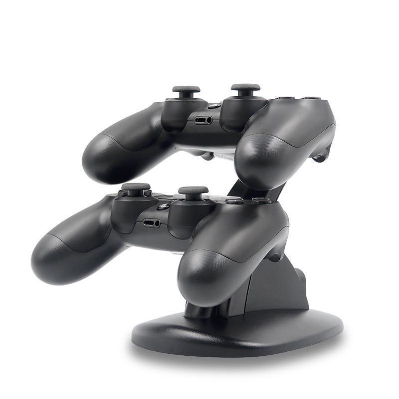 Оптовая PS4slim / PS4 беспроводной контроллер Bluetooth контроллер Aircraft сиденья зарядное PS4 сцепление двойное зарядное Gamepad зарядное контроллер