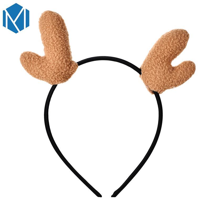 Multicolor Children Lovely Hair Bands Deer Ears Headband for Party Headwear Hair Hoop Hair Accessories for Kids Headdress