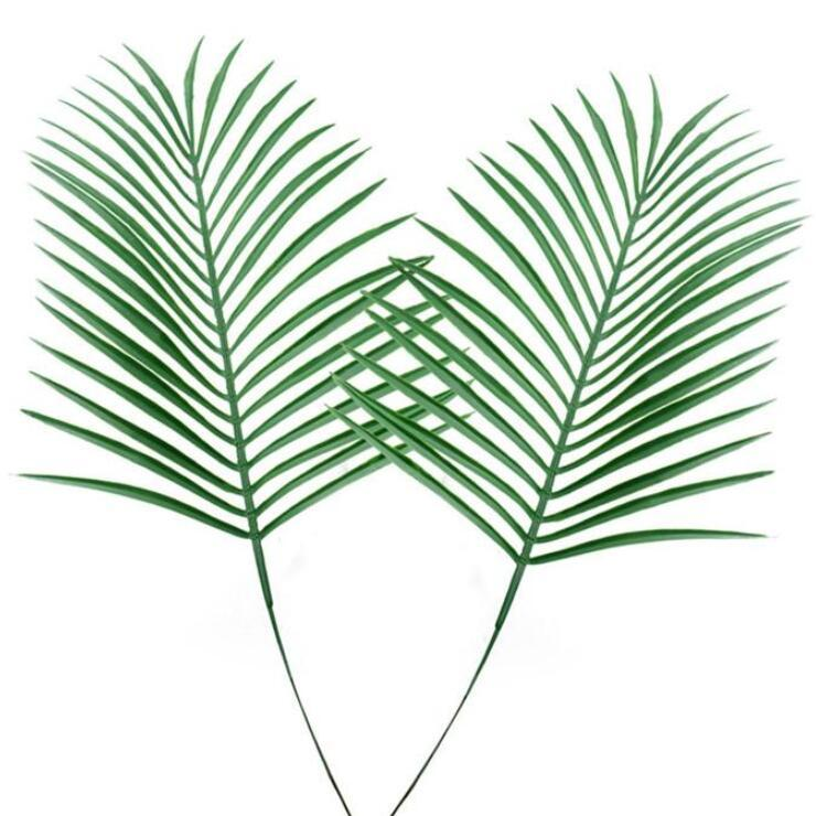 2020 Faux Large Palm Tree Artificial Tropical Palm Leaves Fake Plant Leaf Green Greenery For Flowers Arrangement Wedding Home Party Decor Lxl829 From Highqualit03 3 02 Dhgate Com Real monstera leaves decorating for composition design.tropical,botanical nature concepts. dhgate com
