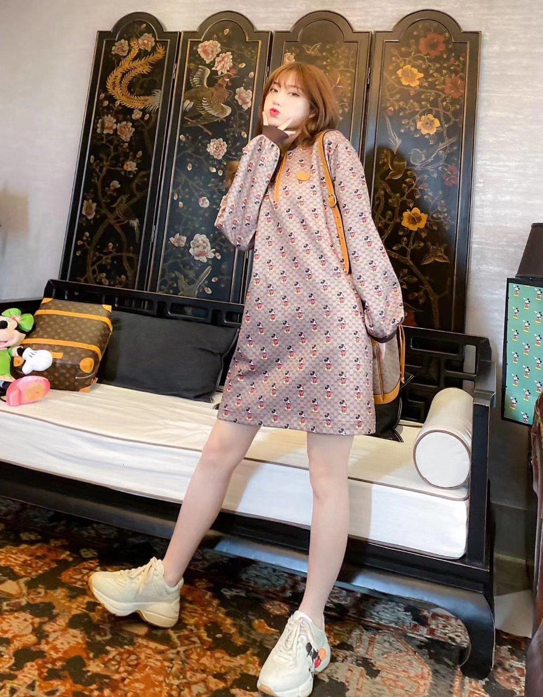 Novo Modelo Da Série Limitada De Ano Novo Senhoras Casuais Festa Vestidos De Verão Para Roupas Vestidos Impressos