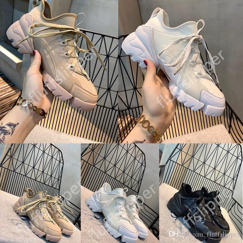 2020 Pantoufle Повседневная обувь женская Новые ботинки отдыха Удобные и воздухопроницаемые Сплошные цвета обувь Chaussures В Spring 35-40