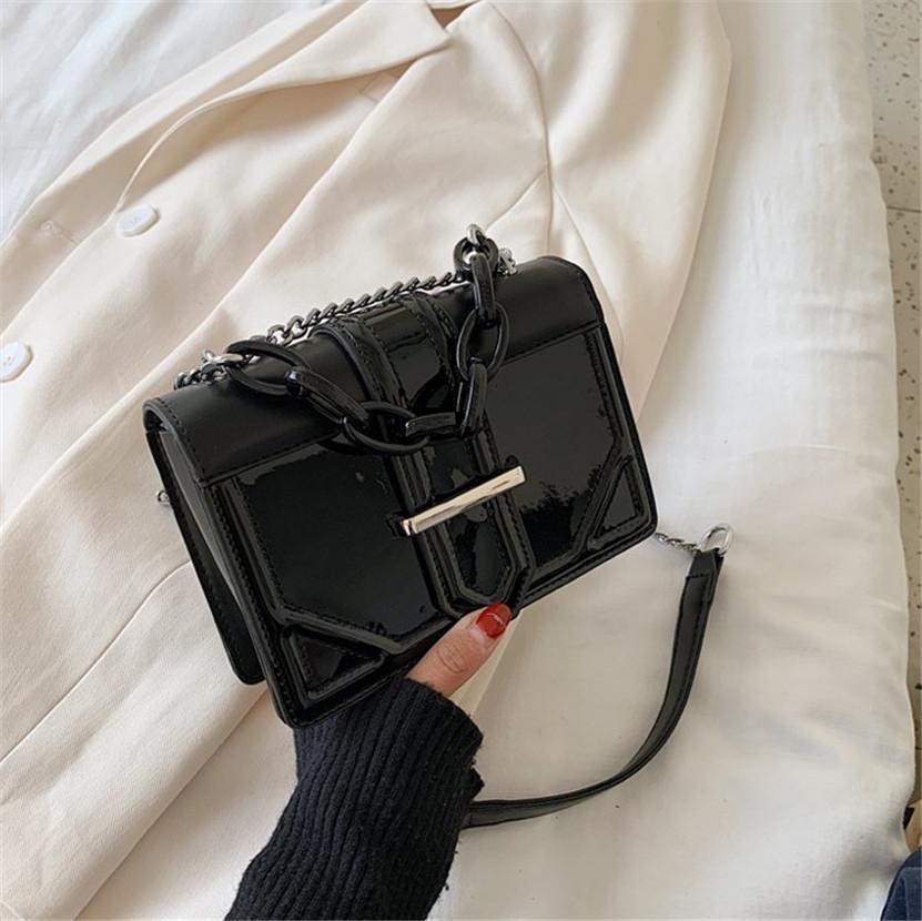 2020 Frauen populäre neue Kette einzelner Schulter-Beutel Quer durch kleine quadratische Handtasche PH-CFY20051944