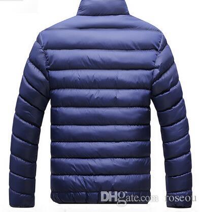 2019 Jacket Male Windproof