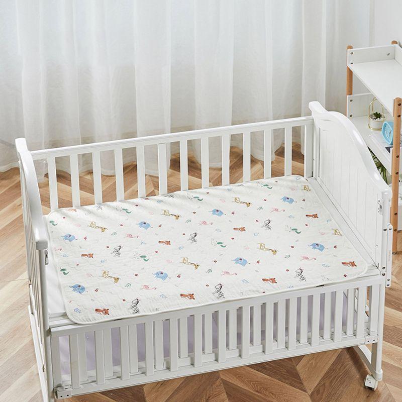 Infant Baby Changing Mat Portable Waterproof Mattress Reusable Changing Diaper Station Newborn Diaper Pad