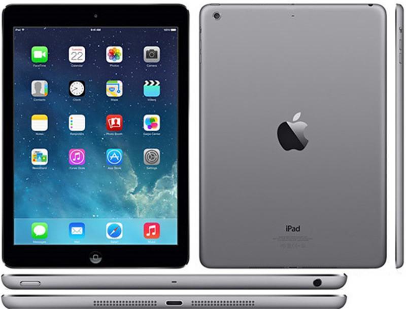 2013 Refurbished Original Apple iPad Air WIFI + 3G Cellular 16GB 32GB 64GB 128GB 9.7 inch Retina IOS Dual Core A7 Chipset Tablet PC