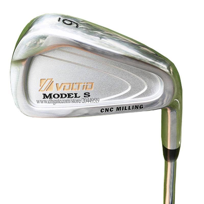 Nuova Golf Club KATANA voltio MODELC Golf ferri 4-9P Golf Forged Irons albero club Acciaio o Pozzo della grafite R club pozzo libera il trasporto