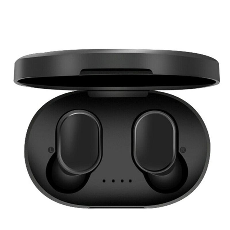 A6S E6S TWS Bluetooth Earphone Headsets For iPhone Android Air Dots Wireless Earbuds 5.0 Headphone Noise Cancelling Mic headphones Earbuds