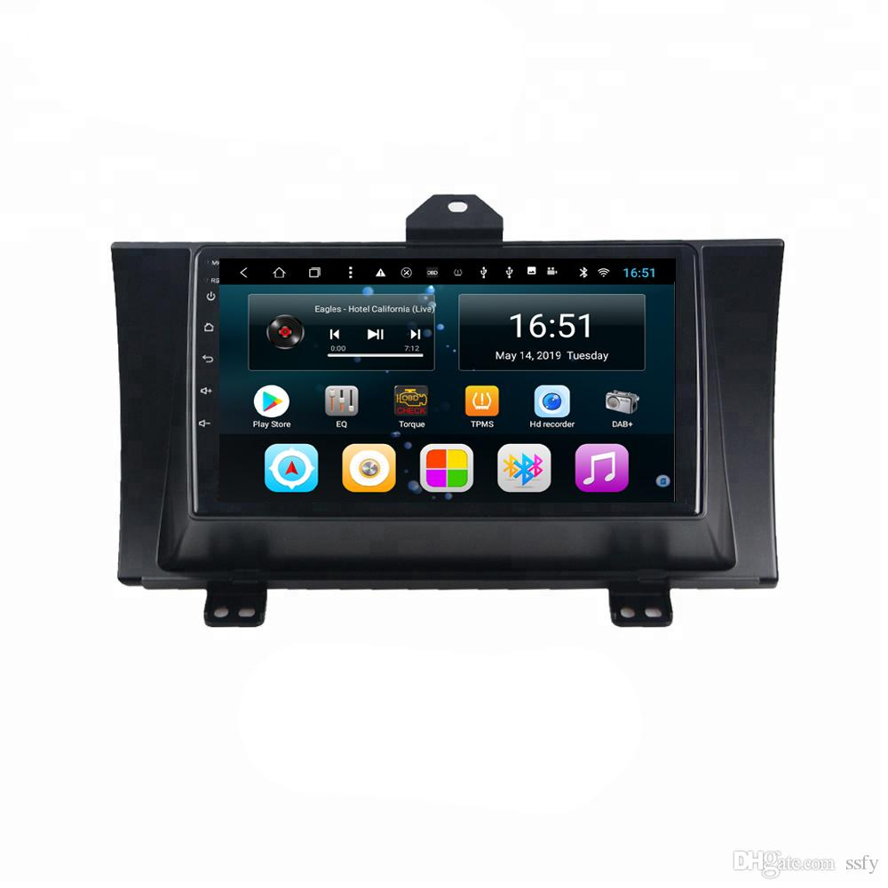 Android 9inch 8-core for Honda elysion 2012-2018 car GPS multimedia player support you set any wallpaper Wifi head Unit