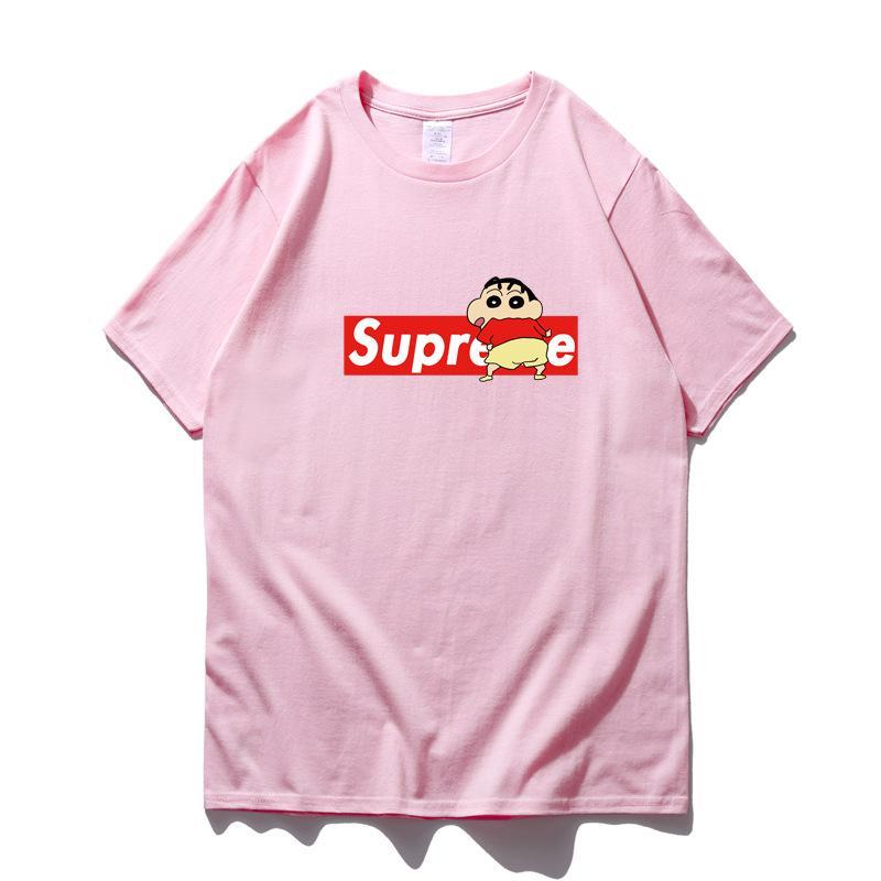 Box Logo 19ss progettista del mens magliette di lusso vestiti 20ss tshirt hip hop maglietta di estate di modo maglietta casuale Via womet Hip Hop Uomini Donne Te