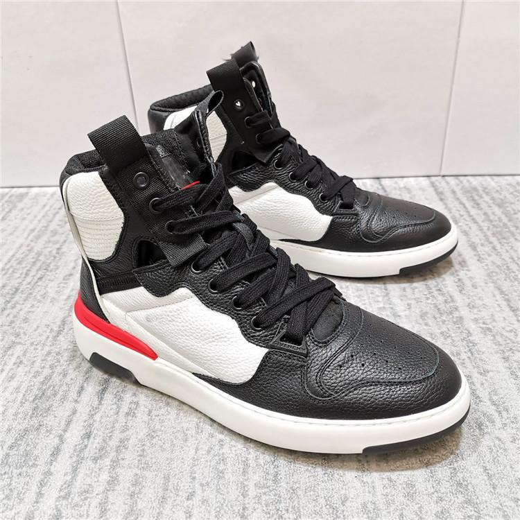 상자 새로운 디자이너 신발 속도 트레이너 검은 색 흰색, 파란색 greenTriple 평면 패션 부츠 운동화 속도 트레이너 진짜 가죽 캐주얼 신발
