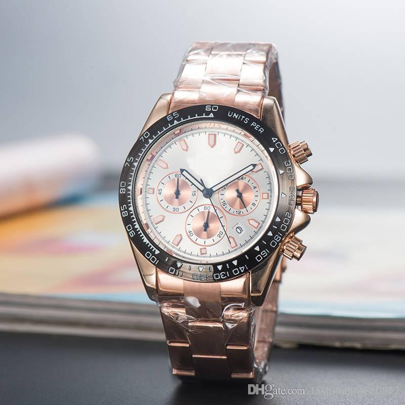 Neue Art und Weise GMT Männer Uhren Luxus-mechanische Edelstahl-Uhr Automatik-Uhrwerk-Uhr-Mann-Sport-Uhren Armbanduhr Montre homme