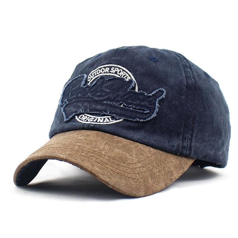 gorros casquillo del oso gorra de béisbol del bordado del algodón de las mujeres del sombrero del Snapback para los hombres Gorra Homme Gorras Cap Bone para los hombres de