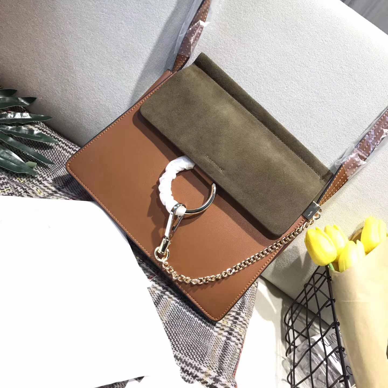 livre de grife sacos de ombro shiping mulheres couro real cadeia crossbody saco bolsas feminina círculo bolsa de alta qualidade
