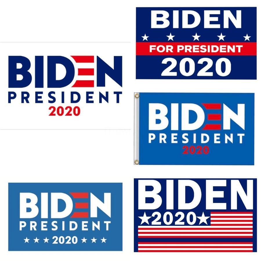 8 стилей Байден 2020 флаг Дональд Байден флаг держать Америку Великий Дональд для президента кампании баннер 90*150 см сад флаги высокое качество#132