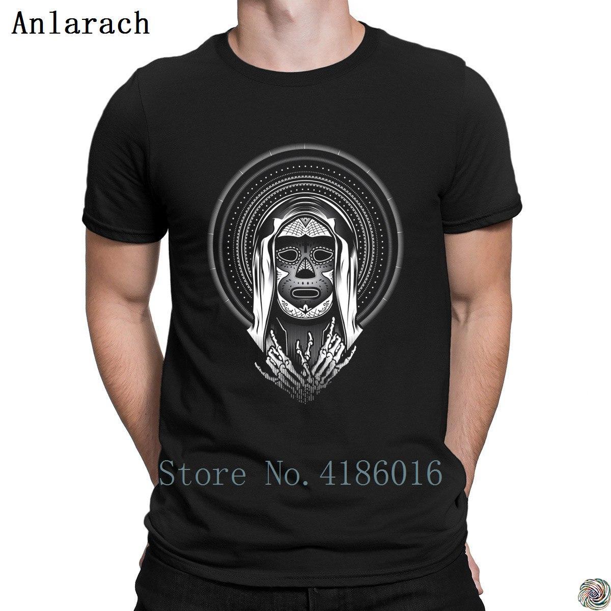 DIA-DE-LOS-MUERTOS tshirts original HipHop Tops chemise homme 2018 t pour les hommes la conception de construction de coton élégant