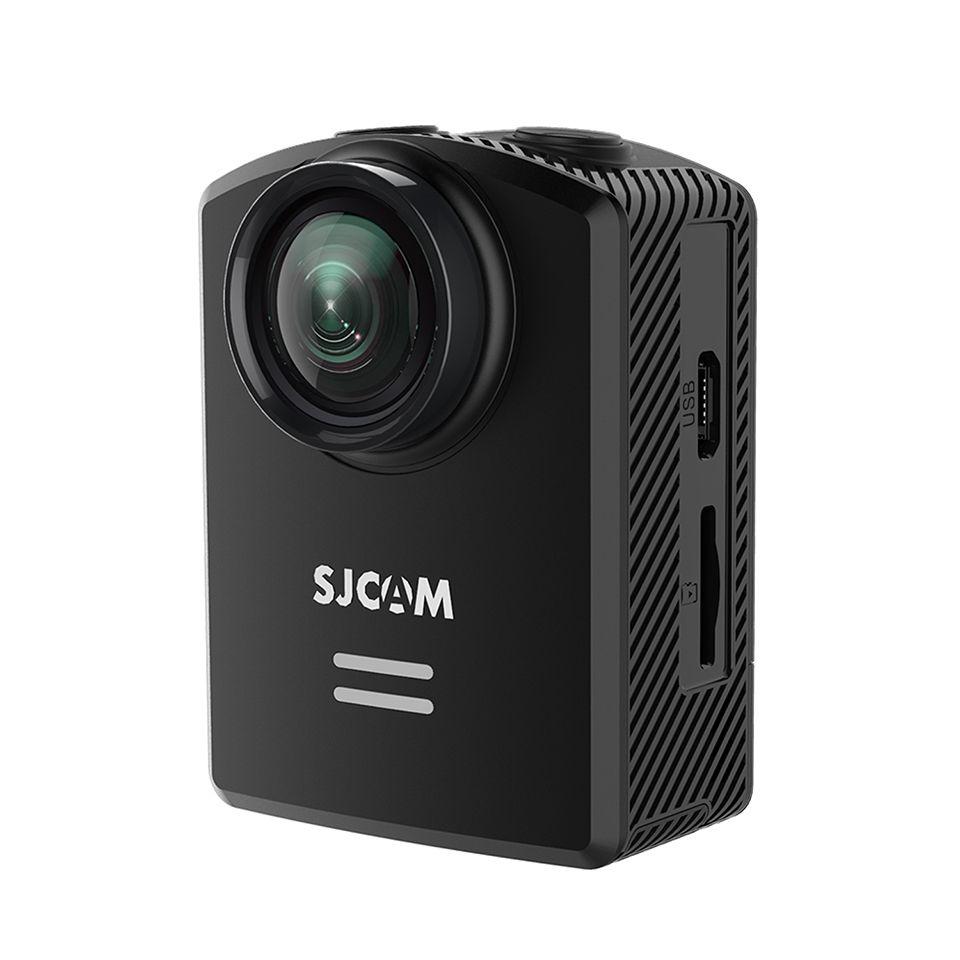 M20Air SJCAM 140 degrés grand angle caméra d'action WiFi Casque Novatek96658 Chipset 1080P 30 FPS Ultra HD Extreme Sport DV Cam